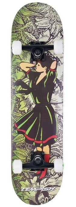 Tempish Skateboard Pin Up 79 X 20 Cm Groen