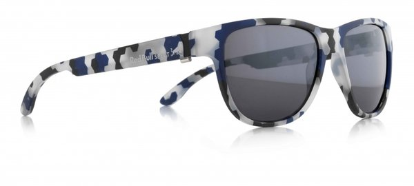SPECT Eyewear Red Bull sportzonnebril Wing3 blauw camouflage (005PN)