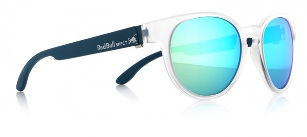 SPECT Eyewear Red Bull sportzonnebril Wing4 blauw/transparant (004PN)