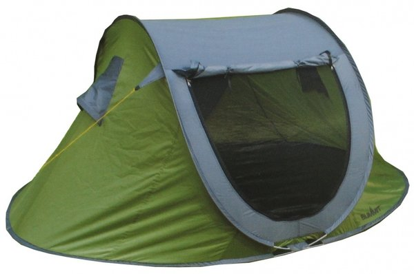 Summit Pop-Up Dome 3-persoons tent 235 x 180 x 110 cm groen