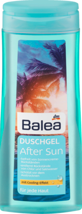Balea Douchegel After Sun 300ml