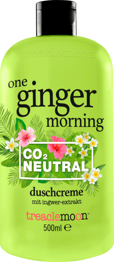 Treaclemoon Crème Douche One Ginger Morning 500 ml